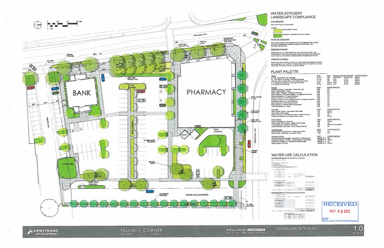 Small town urbanism design review mediocrity cvs chase for Site plan design