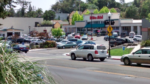 Rite Aid which generates $21,875.27 per acre in property taxes.