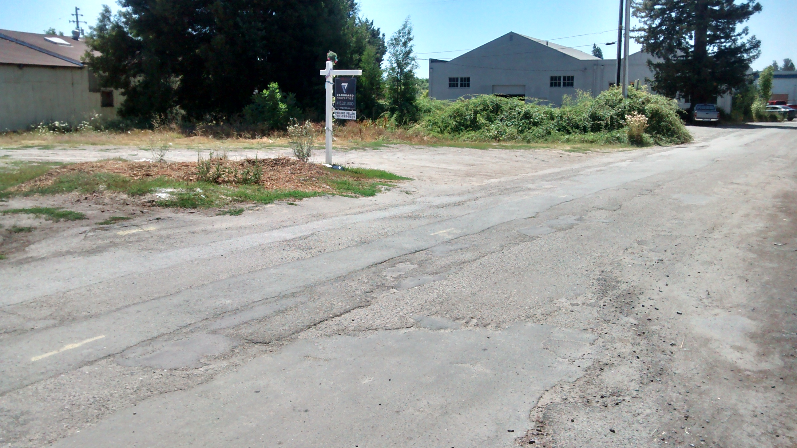 Brown Street Vacant Lot