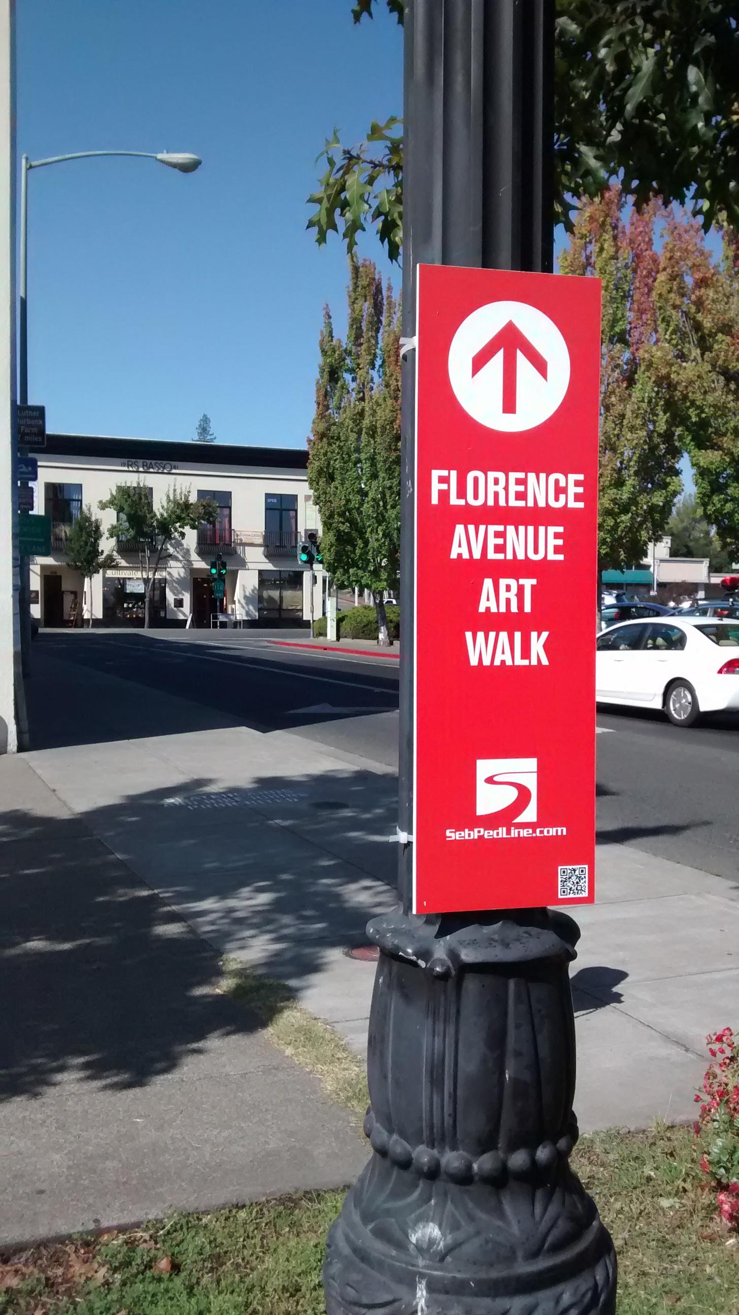 The Florence Avenue Art Walk